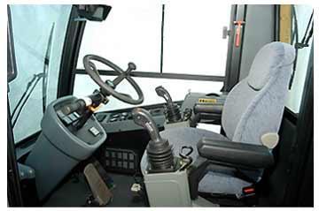 Sièges pour véhicules de manutention