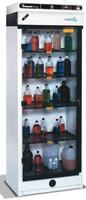 Armoire ventilée à filtration pour produits chimiques