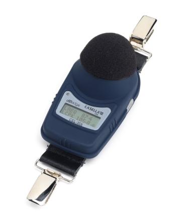 Exposimetre/dosimètre de bruit cel350