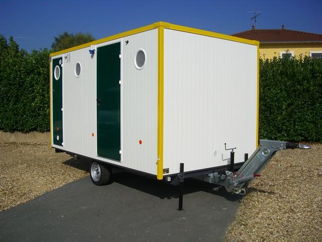roulottes de chantier tous les fournisseurs camping. Black Bedroom Furniture Sets. Home Design Ideas