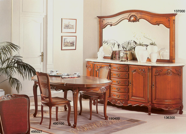 buffet collection richelieu regence ref 136300. Black Bedroom Furniture Sets. Home Design Ideas