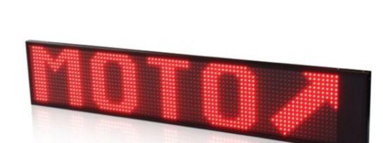 M-led bandeau led monochrome