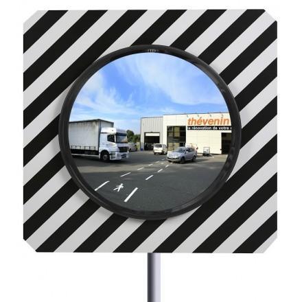 miroirs de surveillance tous les fournisseurs miroir de signalisation miroir hemispherique. Black Bedroom Furniture Sets. Home Design Ideas