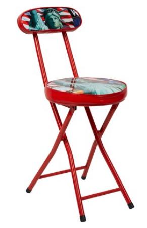 Chaise Pliante Ronde Design New York