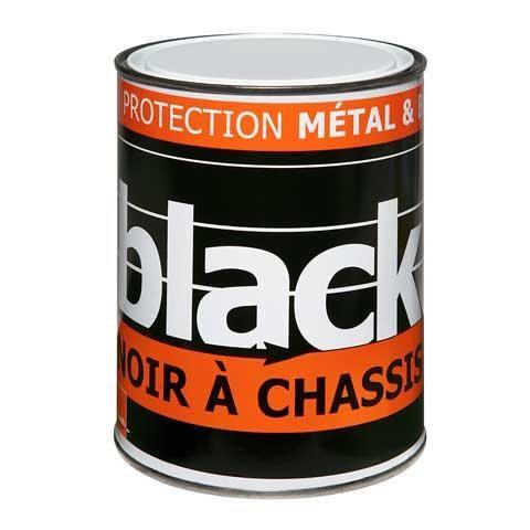 PROTECTION MÉTAL ET BÉTON - SPADO BLACK JL