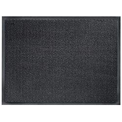 tapis de sol int rieur office depot 0 5 h x 60 l cm noir comparer les prix de tapis de sol. Black Bedroom Furniture Sets. Home Design Ideas
