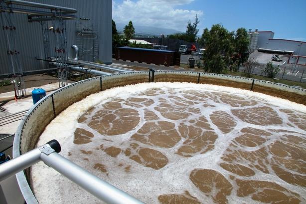 Stations d'epuration des eaux biologiques