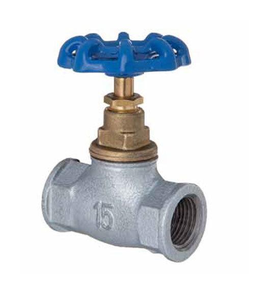 "Nickel laiton mini ball valves 1//2/"" BSP Mâle//Femelle Manche Noir"