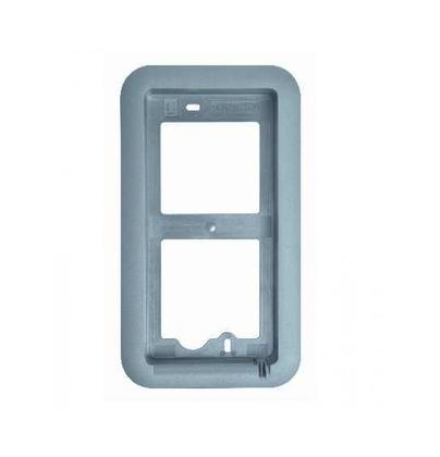 dc00placo02 cadre encastrer pour poste ext placo interphone came came comparer les prix de. Black Bedroom Furniture Sets. Home Design Ideas