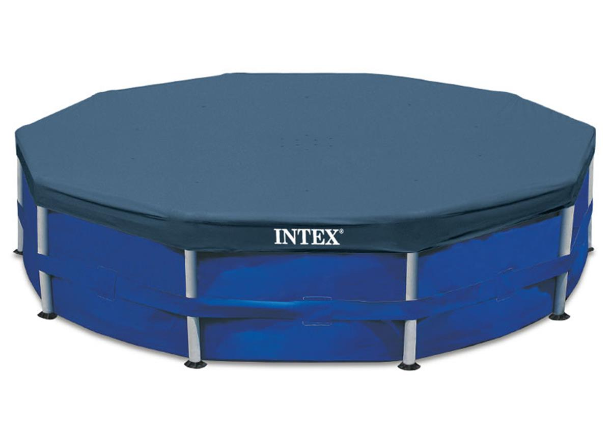 Bache piscine intex ronde 3 05m for Piscine ronde intex