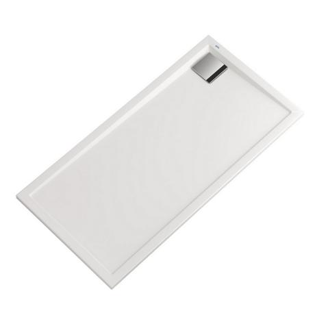 receveur de douche acrylique blanc 140x70x3cm sigma comparer les prix de receveur de douche. Black Bedroom Furniture Sets. Home Design Ideas
