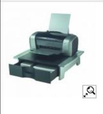 support imprimante avec tiroir. Black Bedroom Furniture Sets. Home Design Ideas