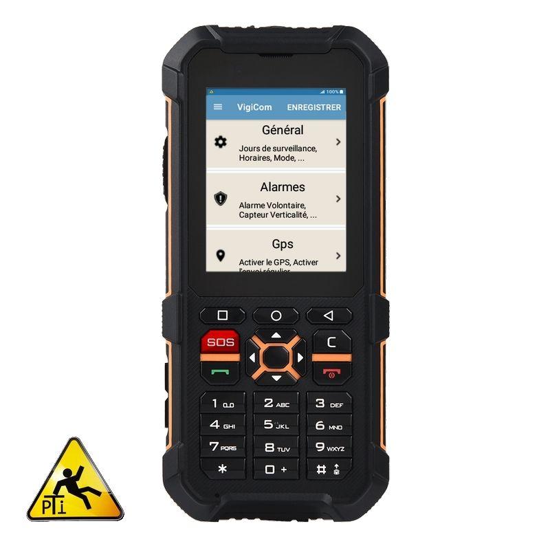 Mobile 4g pti ip69 avec clavier : ati-3520tp