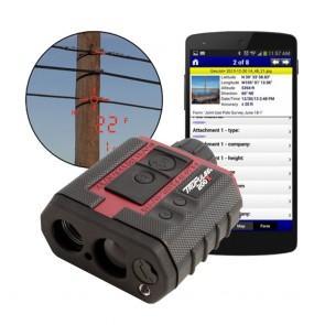 Télémètre laser trupulse 200x avec bluetooth