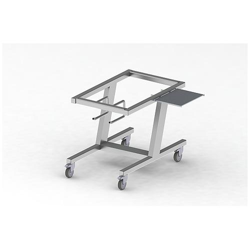 TABLE INOX THERMOSCELLEUSE