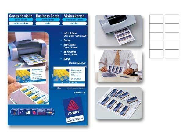 cartes de visite comparez les prix pour professionnels sur page 1. Black Bedroom Furniture Sets. Home Design Ideas