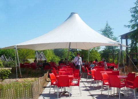 Couverture terrasse for Couverture pour terrasse