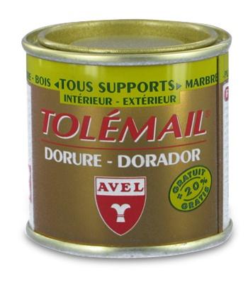 PEINTURE TOLEMAIL DORURE