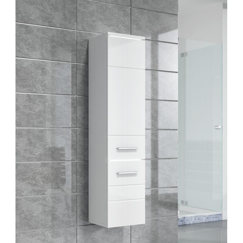Colonne de rangement de salle de bain tous les for Salle de bain 13m2