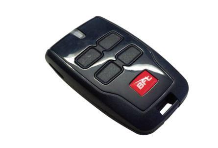 Télécommande pour portail automatique  mitto b rcb04 r1 - d111906
