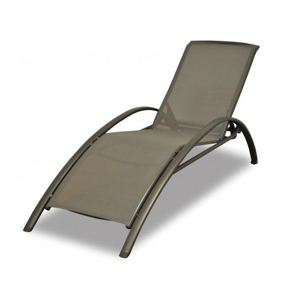 Chaise longue comparez les prix pour professionnels sur for Chaise longue pour bronzer