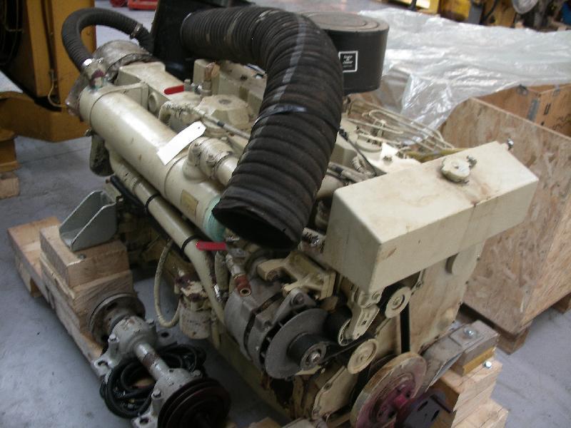 moteur marin cummins 6c 8 3m