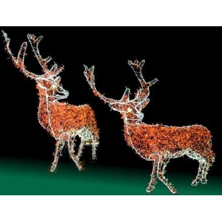 Guirlandes pour l 39 evenementiel tous les fournisseurs guirlande fran - Cerf lumineux exterieur ...