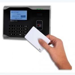 SAFESCAN BOITE DE 25 BADGES RFID POUR POINTEUSES À BADGE 810