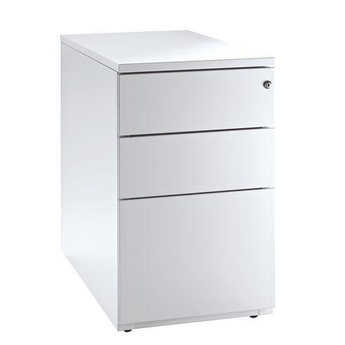 Caissons de bureaux mobiles comparez les prix pour professionnels sur hello - Caisson bureau blanc ...