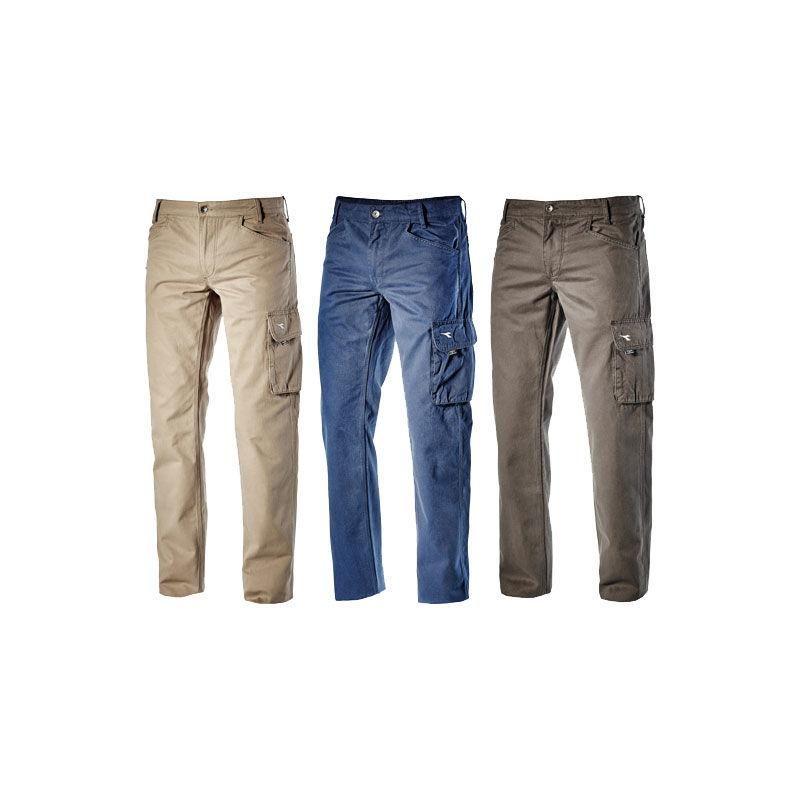 Pantalon De Travail Diadora Utility Trade Beige Xxl