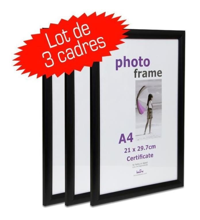 cadres photos argentiques comparez les prix pour. Black Bedroom Furniture Sets. Home Design Ideas