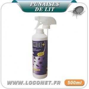 Insecticide punaise de lit tous les fournisseurs de for Produit anti punaise de lit