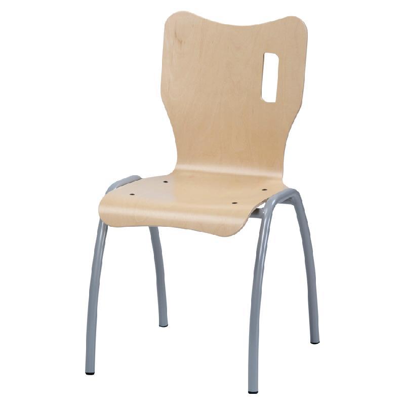 Chaise empilable en bois tous les fournisseurs de chaise for Chaise 2 pieds