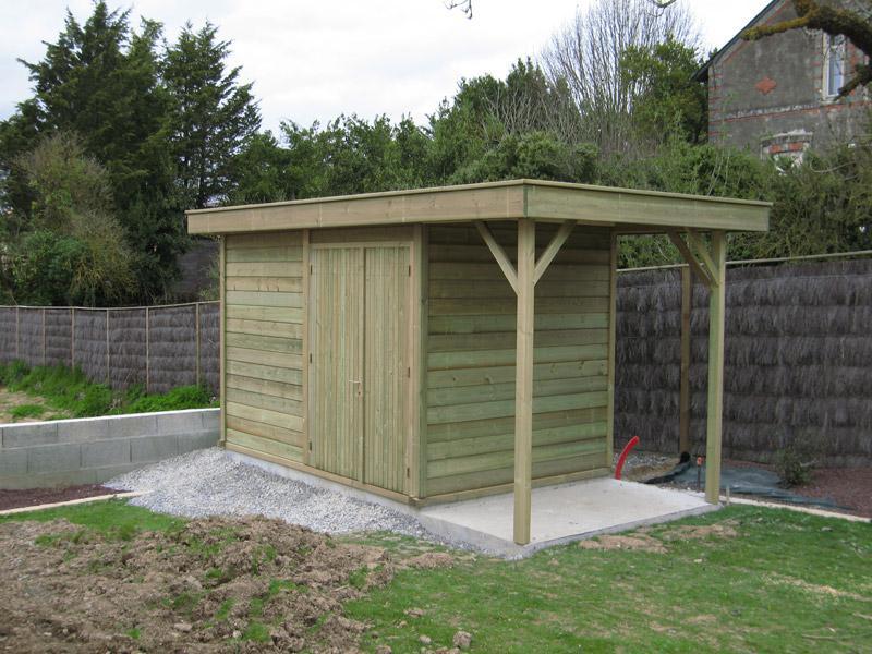 Abris de jardins tous les fournisseurs abri jardin metal abri terrasse - Demande de travaux abris de jardin ...