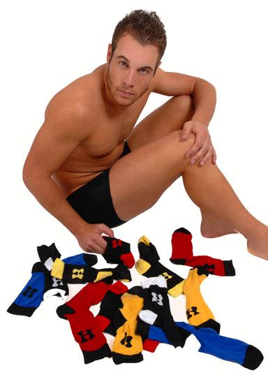 Chaussettes homme hplay : uniques