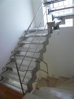 Escalier tournant for Escalier demi tour avec palier
