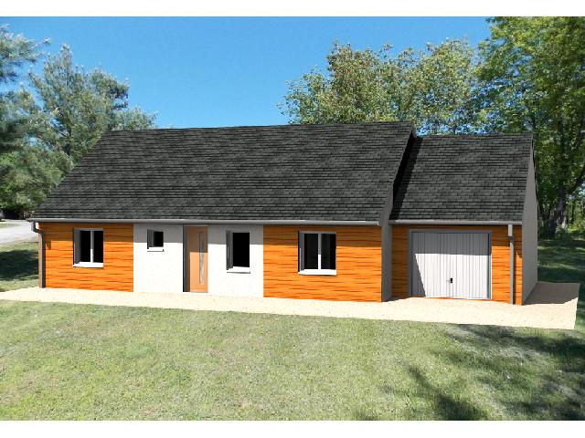 Maison bbc ossature bois maisons bois clairlande vous - Maison ossature bois avantage ...