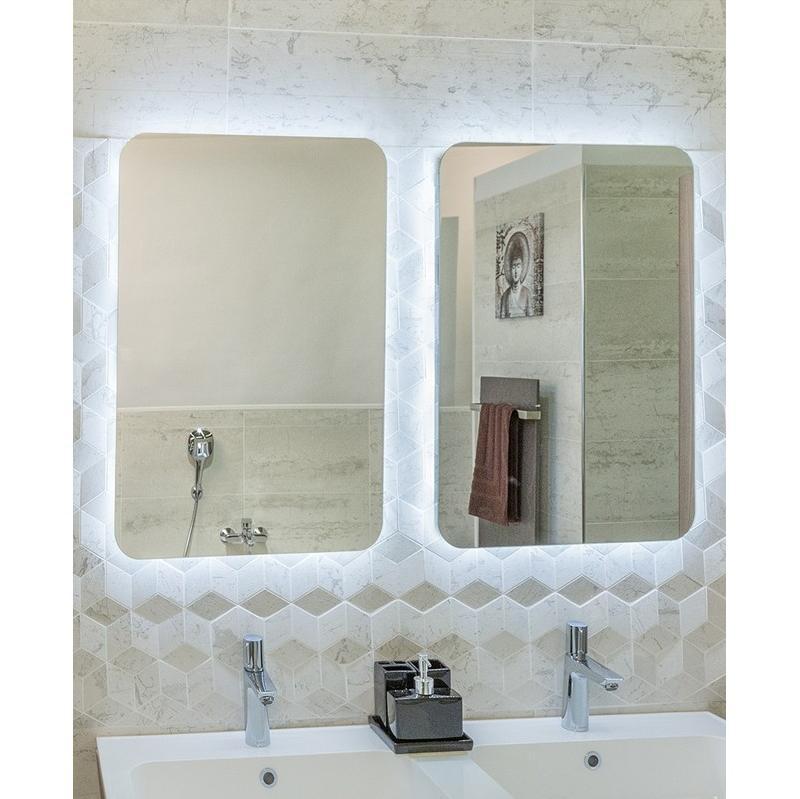 Miroir rond lumineux salle de bain tous les fournisseurs for Miroir 50 70