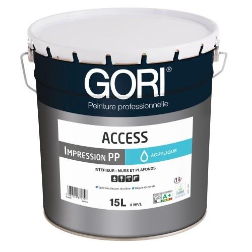 Peinture Acrylique Plaques De Plâtre 15 L Goriaccess Impression Gori