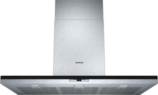 Siemens hotte decorative murale 90cm lc91be542 lc 91 be for Hotte decorative murale 90 cm siemens lc97bf532