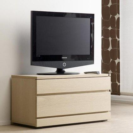meuble tv hi fi style scandinave. Black Bedroom Furniture Sets. Home Design Ideas