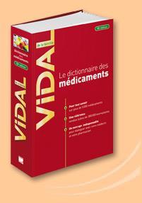 DICTIONNAIRE - VIDAL DE LA FAMILLE 13E éDITION