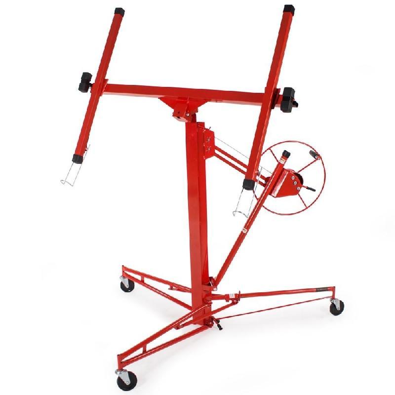 Lève-plaque plâtre xxl outils bricolage atelier 295 cm 68 kg max 3408036/2