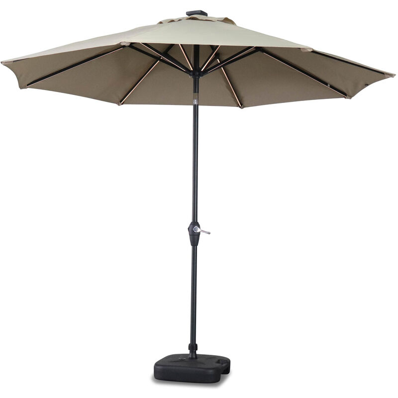 parasols alice 39 s garden achat vente de parasols alice 39 s garden comparez les prix sur. Black Bedroom Furniture Sets. Home Design Ideas