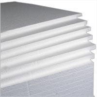 Plaques de mousse de calage et de protection cenpac - Plaque de polystyrene expanse ...