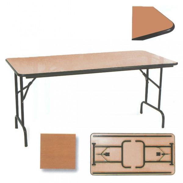 Rolleco produits de la categorie tables pliantes - Table rectangulaire pliable ...