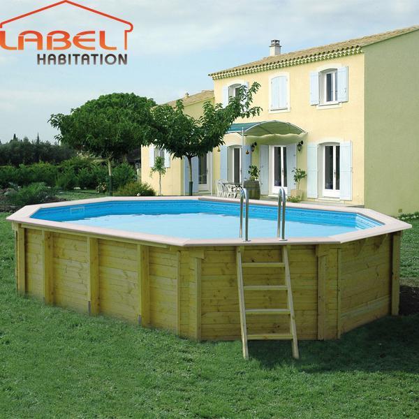 Piscines aqualux achat vente de piscines aqualux Piscine bois enterrable