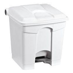poubelle agroalimentaire en plastique 30 l manutan comparer les prix de poubelle. Black Bedroom Furniture Sets. Home Design Ideas