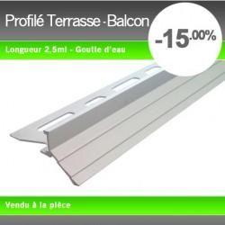 Profil Terrasse Alu Anodis 10mm Comparer Les Prix De
