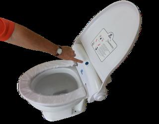 distributeurs de couvre sieges de toilettes tous les. Black Bedroom Furniture Sets. Home Design Ideas